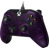 PDP Gaming Controller - Official Licensed - Xbox One + Windows 10 - Paars