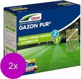 Dcm Gazon Pur 40 m2 - Gazonmeststoffen - 2 x 3 kg (Mg)