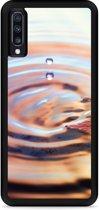 Galaxy A70 Hardcase hoesje Ripple