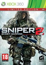 Game, Xbox 360, Sniper, Ghost Warrior 2 (Limited Edition)