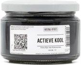 Actieve Kool Poeder (Ultra Fijn & Food Grade) 100 ml
