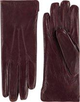 Laimböck Dames Handschoenen London Paars Maat 7.5