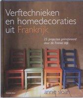Verftechnieken En Homedecoraties Uit Frankrijk