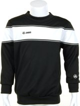 Jako Sweater Player Junior - Sporttrui - Kinderen - Maat 116 - Black;White