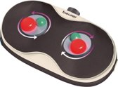 Beurer MG520 - Infrarood Shiatsu massagekussen - Oplaadbaar