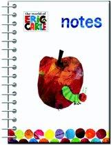A5 notitieboek - Eric Carle appel
