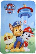 PAW Patrol Chase, Marshall, Rubble - Fleece plaid  - 100 x 140 cm - Multi