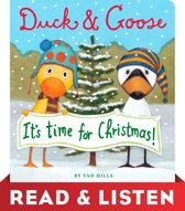 Duck & Goose, It's Time for Christmas! Read & Listen Edition