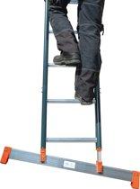 Smart Level Ladder Premium 3x12 treden