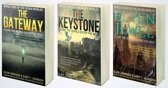 The Seven Worlds Series. The Gateway, The Keystone & Elven Jewel. Omnibus Edition. Books 1 to 3.