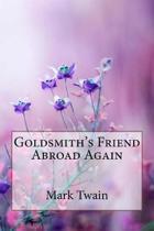 Goldsmith's Friend Abroad Again Mark Twain