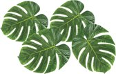 16 stuks: Set a 4 Palmbladeren