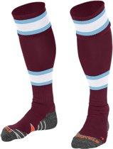 Stanno League kous - Sokken  - rood donker - 25-28