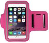 Sport Armband Roze Hardloopband voor iPhone 8