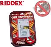 Riddex Original Ongedierte Verjager Pest Repeller bestrijding