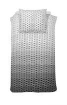 Damai Shapes - Dekbedovertrek - 140 x 200/220 cm - Black