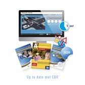 Bromfiets Theorieboek Nederland 2019 - Scooter Theorie Leren - Theorieboek Brommer Rijbewijs AM met 5 Uur Online Examentraining + CBR Informatie en Verkeersborden