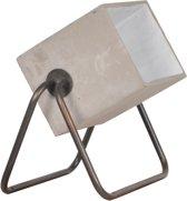 Zuiver Concrete up - Leeslamp - Grijs