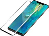 Screenprotector tempered glass voor  Ascend Mate 20 Pro - Transparant