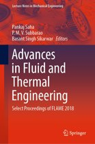 Advances in Fluid and Thermal Engineering
