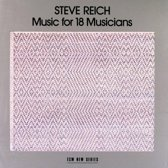 Reich: Music for 18 Musicians