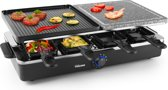 Tristar RA-2992 - 4 in 1 Raclette/Steengrill - 8 Personen