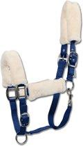 Waldhausen Halster Fluffy Blauw - Paardenhalster - Pony