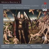 Musica Baltica Vol. 1- Baroque Cantatas From Gdansk