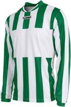 Hummel Madrid Shirt - Voetbalshirts  - groen - S