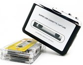 cassette converter digitaliseren naar MP3/CD/USB - Levay ®