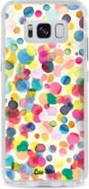 Casetastic Hard Case Samsung Galaxy S8 - Watercolor Confetti