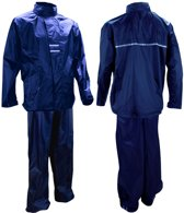 Ralka Regenpak - Volwassenen - Unisex - Marine