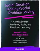 Social Decision Making/Social Problem Solving (SDM/SPS), Grades 4-5