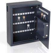 Varo MOTKC48EL Sleutelkast - Elektronisch cijferslot- Voor 48 sleutels - Geleverd met noodsleutels