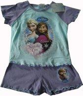 Shortama/pyjama van Disney Frozen maat 92/98