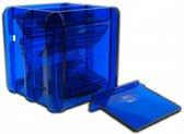 Blackfire - Dice Container - Blue
