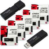 Kingston DataTraveler 50 - USB-stick - 8 GB