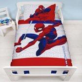 Spider-Man Metropolis junior - Dekbedovertrek - 120 x 150 cm - Multi