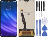 Let op type!! LCD-scherm en Digitizer voor Huawei Honor 8 X (zwart)