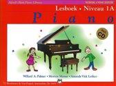 Alfred's Basic Piano Library Lesboek Niveau 1A (Nederlandse Editie) (Boek met CD!)