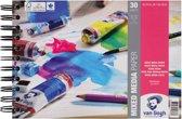 Van Gogh mixed media papier - wit - FSC mix
