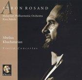 Sibelius/Khatchaturian:Violinkonzer