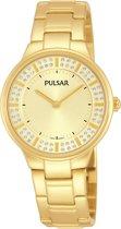 Pulsar PM2090X1 - Horloge - 30 mm - Goudkleurig