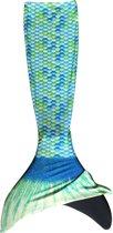 Zeemeerminstaart - Groen/Blauw (10-13 jaar)