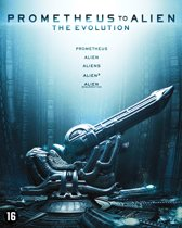 Prometheus To Alien: The Evolution (Blu-ray)