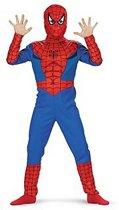 Spiderman pak voor jongens 7-8 jaar