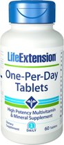 Life Extension One-Per-Day Tablets