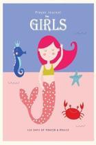 Prayer Journal For Girls