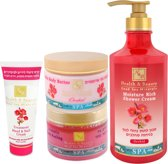Body Care - Orchid - Set of 4