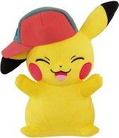 Pokemon Pluche - Pikachu with Sinnoh Hat